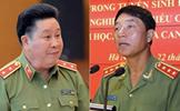 Chủ tịch nước giáng bậc hàm 2 tướng công an