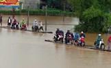 Mưa lớn diện rộng gây thiệt hại ở Lào Cai