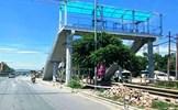 Yêu cầu kiểm tra cầu bộ hành vượt đường sắt tại Bỉm Sơn, Thanh Hóa