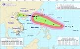 Tin mới nhất về cơn bão số 5 và siêu bão Mangkhut