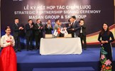 Đầu tư 470 triệu USD, SK Group trở thành nhà đầu tư nước ngoài lớn nhất của Masan Group
