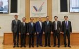 MTTQ Việt Nam tăng cường hợp tác các tổ chức xã hội Nga