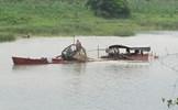 Tràn lan khai thác cát trái phép tại Nam Sách, Hải Dương: Cần giải pháp xử lý mạnh tay, triệt để