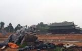 """Chuyện lạ ở Phú Thọ: Một lái xe bị phạt 25 triệu đồng vì xây """"chui"""" biệt phủ khủng"""