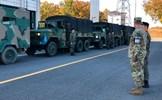 Hàn - Triều giải giáp vũ khí khỏi Bàn Môn Điếm