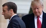Tổng thống Mỹ thăm Pháp: Bất đồng lũy kế