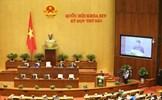 Quốc hội quyết chi ngân sách Trung ương 2019 hơn 1 triệu tỷ đồng