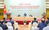 Thủ tướng chủ trì hội nghị đổi mới doanh nghiệp Nhà nước
