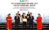 SeABank nằm trong top 10 doanh nghiệp bền vững Việt Nam