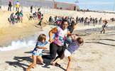 Mỹ đối phó với dòng người di cư từ Trung Mỹ: Mặt trận quyết liệt