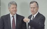 Bill Clinton nói về sự đức độ của cựu Tổng thống Bush cha