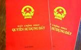 Việc ủy quyền ký cấp Giấy chứng nhận QSDĐ