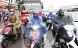 Hà Nội có mưa vài nơi