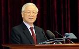 Phát biểu của Tổng Bí thư, Chủ tịch nước Nguyễn Phú Trọng khai mạc Hội nghị lần thứ chín Ban Chấp hành Trung ương Đảng khóa XII