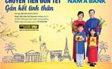 Rước lộc đầu xuân cùng Nam A Bank khi nhận kiều hối Western Union