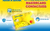 Nam A Bank Mastercard  - Chạm là thanh toán