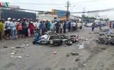Khởi tố vụ xe container gây tai nạn thảm khốc khiến 4 người chết