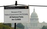 Chính phủ Mỹ đã đóng cửa bao nhiêu lần?
