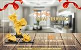Golden Gift Việt Nam mở thêm cửa hàng quà tặng mạ vàng để phục vụ người dân Thủ đô