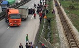 """Tai nạn thảm khốc ở Hải Dương: Cầu vượt thiết kế kiểu """"bẫy"""" người đi bộ"""