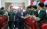Thủ tướng Nguyễn Xuân Phúc chúc Tết lực lượng vũ trang Đà Nẵng