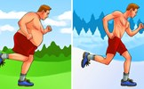 Những thay đổi của cơ thể khi bạn giảm cân