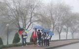 Hà Nội mưa phùn và rét, nhiệt độ cao nhất 20 độ C