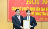 Ban Bí thư Trung ương Đảng chuẩn y Phó Bí thư Thường trực Tỉnh ủy Hà Tĩnh
