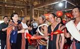 Chủ tịch Quốc hội làm việc tại tỉnh Kon Tum