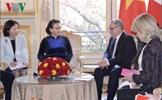 Thúc đẩy hợp tác giữa Quốc hội Việt Nam và Nghị viện châu Âu