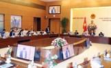 Sáng nay, khai mạc phiên họp 33 Ủy ban Thường vụ Quốc hội