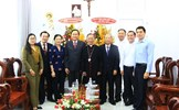 Chủ tịch UBTƯ MTTQ Việt Nam Trần Thanh Mẫn chúc mừng lễ Phục Sinh năm 2019