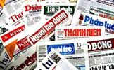 Báo chí với công tác tuyên truyền hình ảnh Việt Nam ra thế giới
