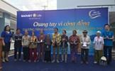 Bảo Việt Nhân thọ khám bệnh miễn phí, tặng quà cho hơn 500 người nghèo tại Bình Thuận