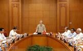BCĐ Trung ương đốc tiến độ điều tra, truy tố hàng chục vụ án tham nhũng