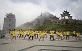 """Những màn diễn ấn tượng của Top 16 Flashmob - """"Sóng tuổi trẻ"""""""