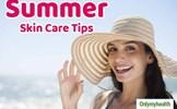 Bí kíp chăm sóc da vào mùa hè cho phái đẹp