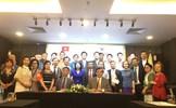 Lễ ký kết hợp tác thúc đẩy các giao dịch kinh tế