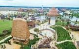 Liên hoan Thiếu nhi quốc tế VTV 2019: Bạn nhỏ các nước lạc lối trên đảo dân gian tại Vinpearl Land Nam Hội An