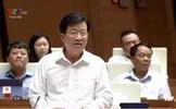 Phó Thủ tướng Trịnh Đình Dũng trả lời chất vấn về hiện tượng điều chỉnh quy hoạch tùy tiện, chạy theo nhà đầu tư