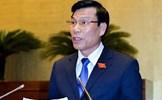 """Bộ trưởng Nguyễn Ngọc Thiện: """"Chưa có thông tin quan chức góp vốn xây chùa"""""""