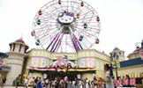 Những công viên Hello Kitty nổi tiếng châu Á