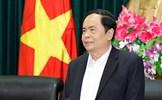Chủ tịch Trần Thanh Mẫn gửi Thư chúc mừng khai đạo Phật giáo Hòa Hảo