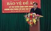 Ban Bí thư thi hành kỷ luật Giám đốc Sở GDĐT Sơn La và nguyên Chính ủy Quân chủng Hải quân