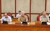 Phê duyệt quy hoạch Ban Chấp hành Trung ương khóa XIII