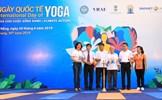 Màn đồng diễn Yoga ấn tượng tại thành phố đáng sống nhất Việt Nam với gần 1.500 người tham dự