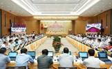 Xử lý nghiêm việc đội lốt hàng Việt, ứng phó kịp thời với rủi ro bên ngoài