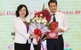 Ông Nguyễn Quang Đức giữ chức Bí thư Huyện ủy Hoài Đức