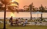 Bữa tiệc BBQ thịnh soạn ngay trong mỗi căn Villa của Premier Village Phu Quoc Resort
