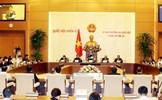 Ủy ban Thường vụ Quốc hội phê chuẩn, điều động nhân sự